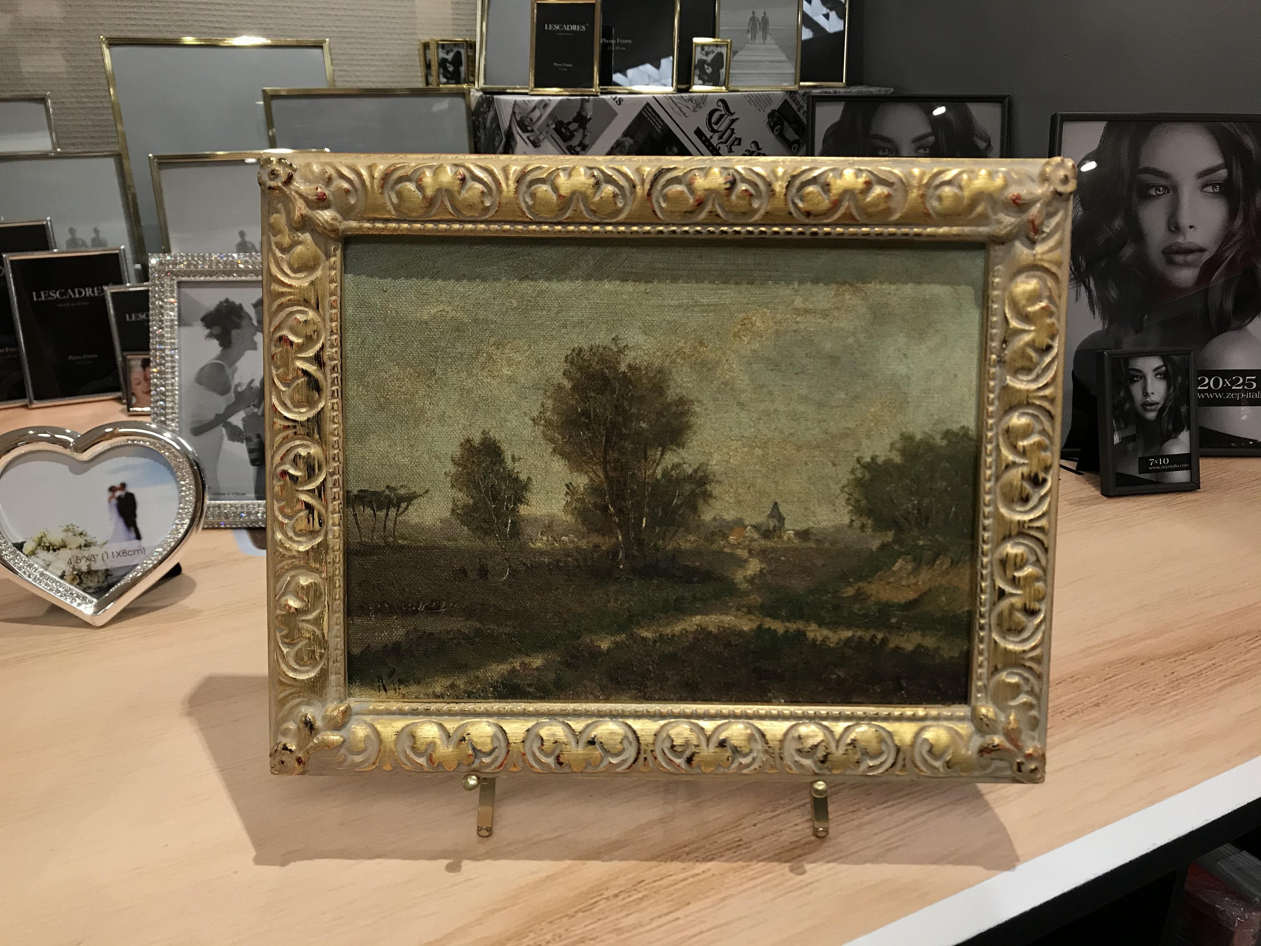 120 jaar oud schilderij